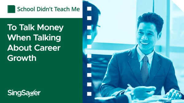 School Didn't Teach Me: To Talk Money When Talking About Career Growth