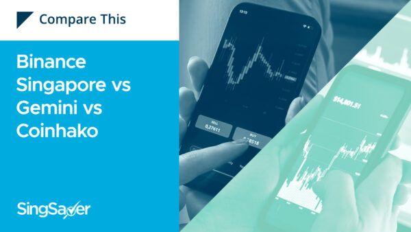 Cryptocurrency Exchange Comparison: Binance Singapore vs Gemini vs Coinhako
