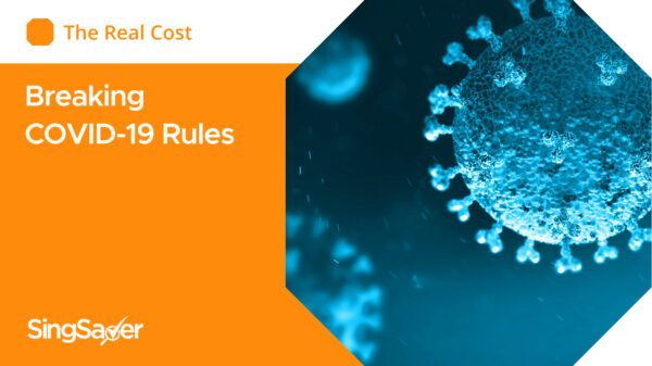 The Real Cost Of Breaking COVID-19 Social Distancing Rules